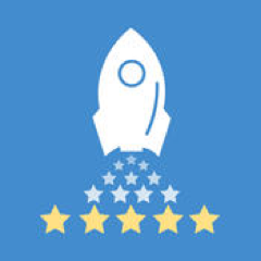 Reviews & Ratings iOS App icon